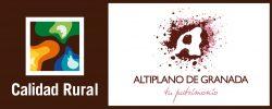 Marca Calidad Rural Altiplano de Granada